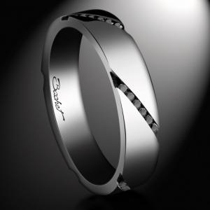 127735766fe9f8 Idées shopping   les alliances or blanc ou platine et diamant   Mon ...
