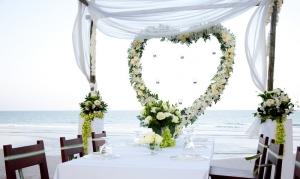 Louer une plage privée pour un mariage gay ou lesbien