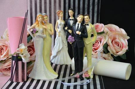 Mon mariage gay et lesbien » Déco de Fête