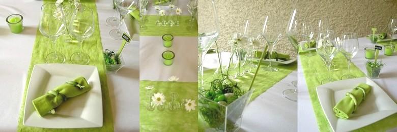 Mon mariage gay et lesbien 1001 d co table - Deco de table theme nature ...