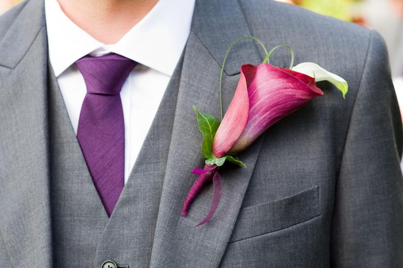 une boutonni re en fleurs pour mon mariage gay mon. Black Bedroom Furniture Sets. Home Design Ideas